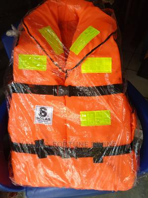 Safety Life Jacket(SOLARS) | Safetywear & Equipment for sale in Lagos State, Surulere