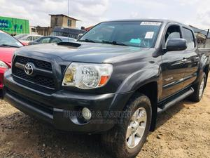 Toyota Tacoma 2011 Double Cab V6 Gray | Cars for sale in Lagos State, Ojodu