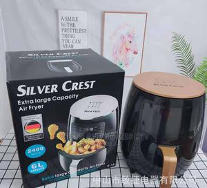 6L Silver Crest Air Fryer | Kitchen Appliances for sale in Lagos State, Ojota