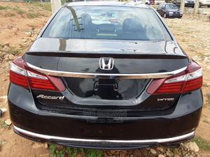 Honda Accord 2015 Black | Cars for sale in Abuja (FCT) State, Katampe