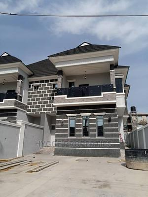 4bdrm Duplex in Labak Estate, New Oko Oba for Sale | Houses & Apartments For Sale for sale in Agege, New Oko Oba
