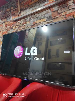 2021 New One LG 55''inch 4K UHD Smart Android Tv Youtube App   TV & DVD Equipment for sale in Lagos State, Ojo