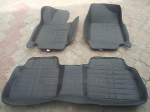 Hyundai Sonata Black 3D Customised Floor Mat | Vehicle Parts & Accessories for sale in Lagos State, Ojo