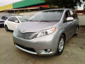 Toyota Sienna 2012 Silver | Cars for sale in Lagos State, Isolo