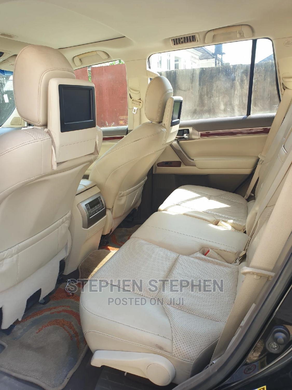 Archive: Lexus GX 2013 460 Premium Black