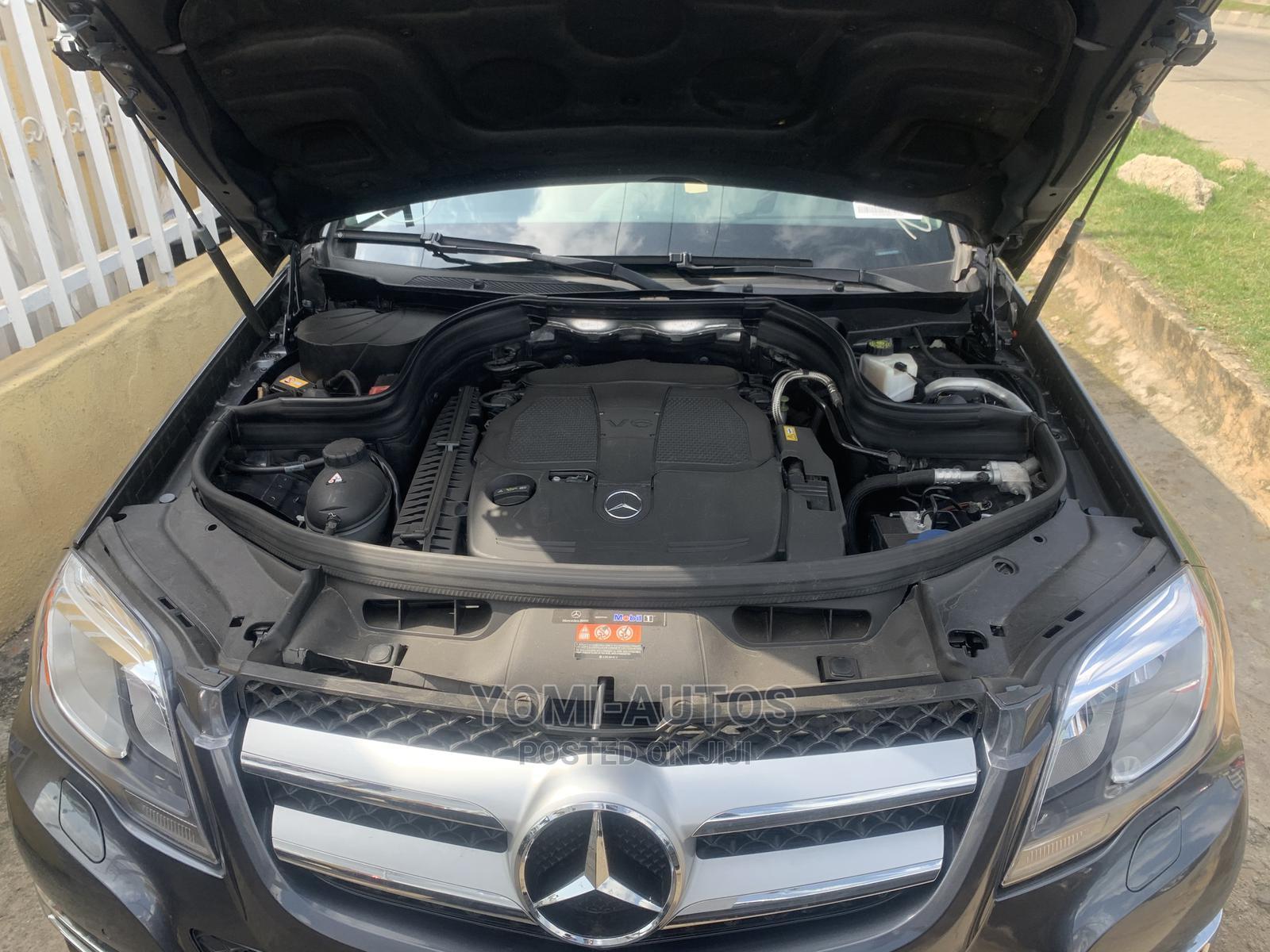 Archive: Mercedes-Benz GLK-Class 2010 Gray