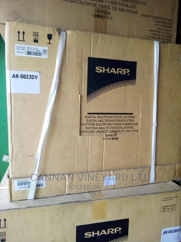Sharp Photocopier Machine AR 6020dv