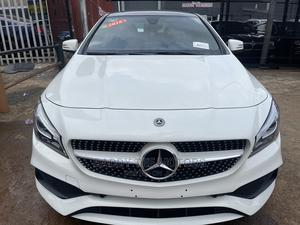 Mercedes-Benz CLA-Class 2018 White   Cars for sale in Lagos State, Ikeja
