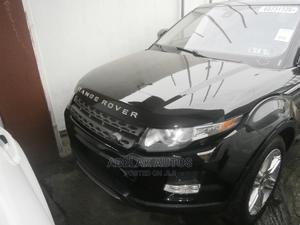 Land Rover Range Rover Evoque 2012 Black | Cars for sale in Lagos State, Ikeja