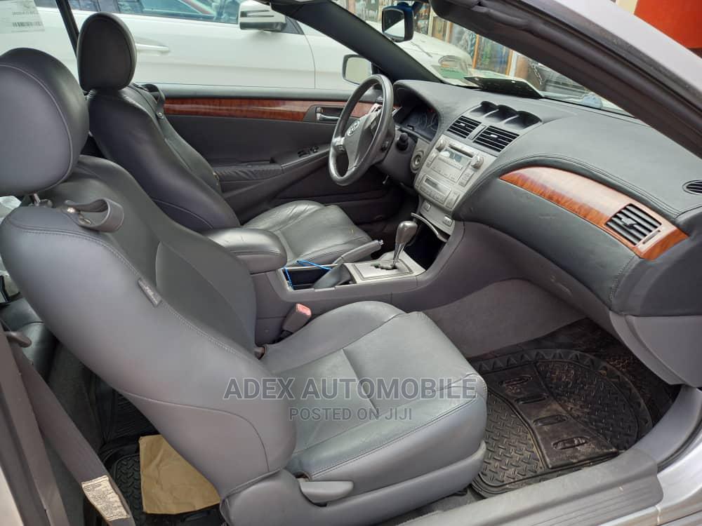 Toyota Solara 2008 Gold | Cars for sale in Magodo, Lagos State, Nigeria