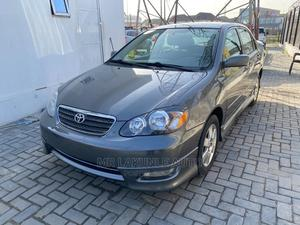 Toyota Corolla 2005 Gray | Cars for sale in Lagos State, Lekki