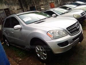 Mercedes-Benz M Class 2007 ML 350 4Matic Silver   Cars for sale in Lagos State, Isolo