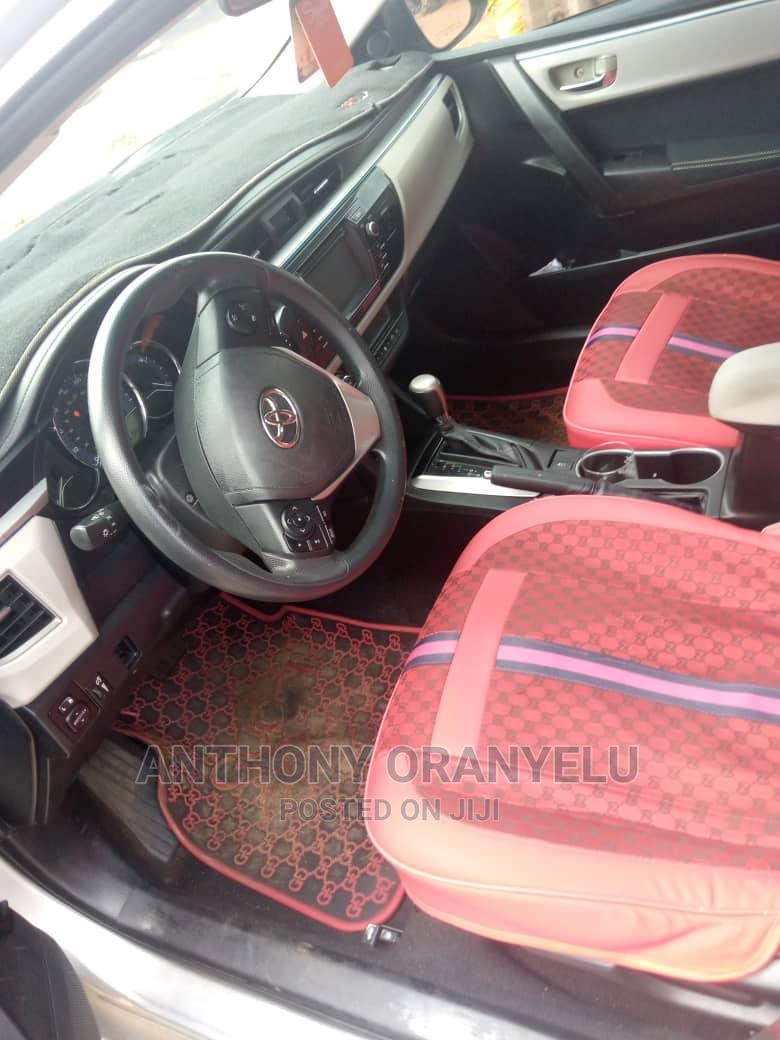 Toyota Corolla 2015 Silver   Cars for sale in Awka, Anambra State, Nigeria