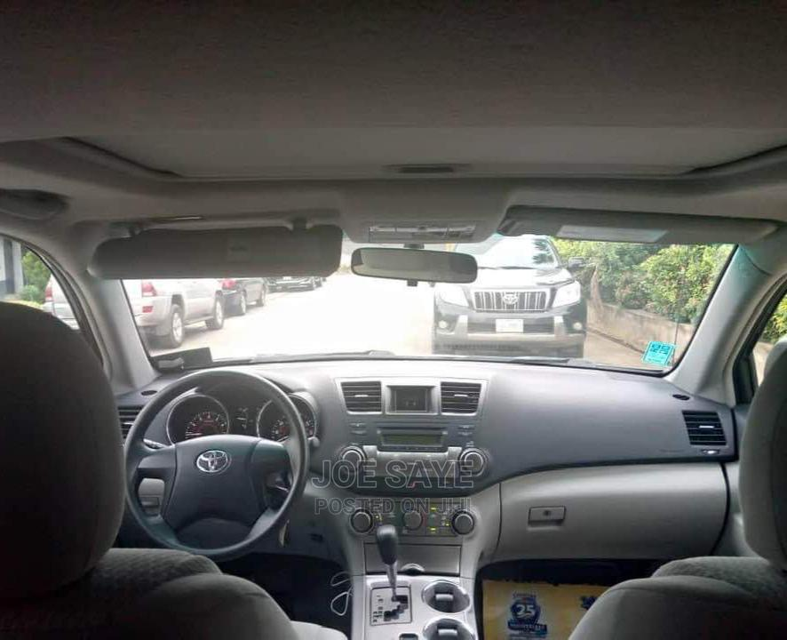 Toyota Highlander 2010 Sport Gray | Cars for sale in Ikeja, Lagos State, Nigeria