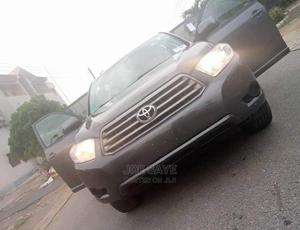 Toyota Highlander 2010 Sport Gray | Cars for sale in Lagos State, Ikeja