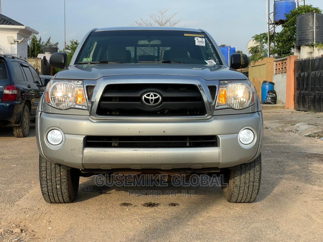 Archive: Toyota Tacoma 2007 Silver