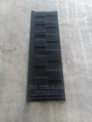 Shingle Black Color Stone Coated Roofing Sheet   Building Materials for sale in Lagos State, Lekki