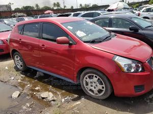 Pontiac Vibe 2009 1.8L Red | Cars for sale in Lagos State, Apapa