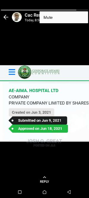 Business Name Registration With CAC | Other Services for sale in Lagos State, Surulere