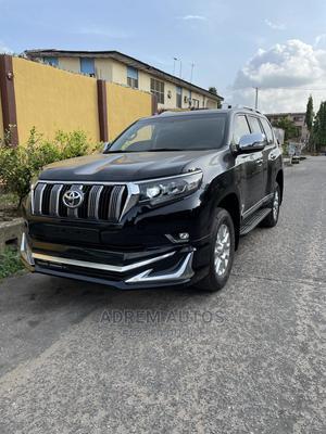 New Toyota Land Cruiser Prado 2019 VXR Black | Cars for sale in Lagos State, Ogba