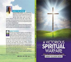 A Victorious Spiritual Warfare | Books & Games for sale in Lagos State, Surulere