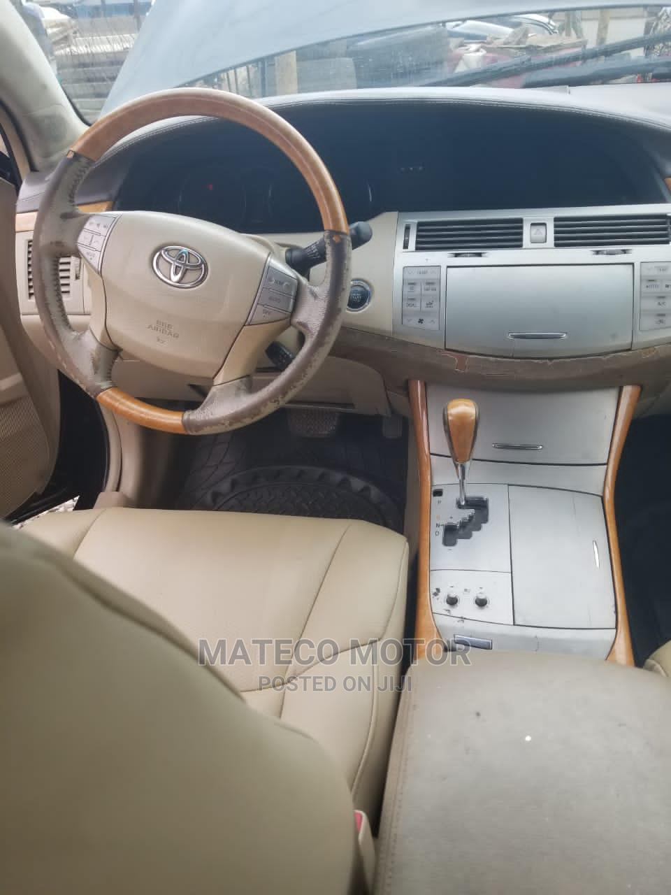 Toyota Camry 2006 Black | Cars for sale in Ikeja, Lagos State, Nigeria