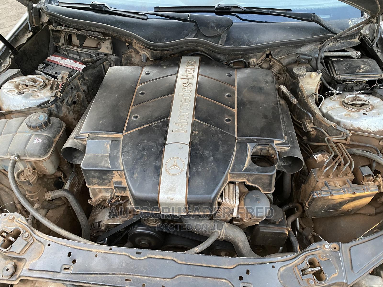 Archive: Mercedes-Benz C240 2005 Silver