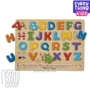 Alphabet Sound Puzzle - 26 Pieces | Toys for sale in Lagos State, Ikeja