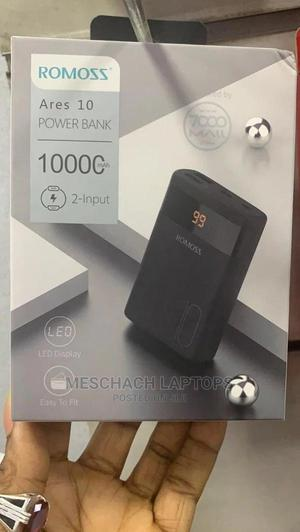 Ares 10 Romoss Power Bank 10000mah. | Accessories for Mobile Phones & Tablets for sale in Lagos State, Ikeja