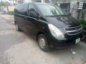Hyundai H1 2011 2.4 GLS Black | Buses & Microbuses for sale in Lagos State, Ikeja