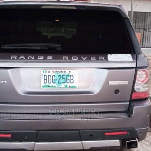 Land Rover Range Rover Sport 2013 HSE 4x4 (5.0L 8cyl 6A) Gray | Cars for sale in Lagos State, Ojodu