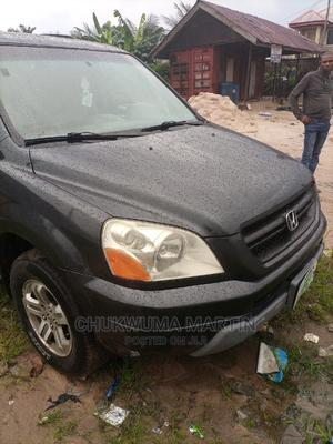 Honda Pilot 2005 Black   Cars for sale in Rivers State, Port-Harcourt