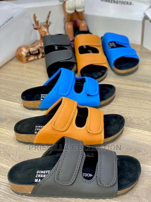 Quality Designer Palm Slippers for Men | Shoes for sale in Rivers State, Oyigbo