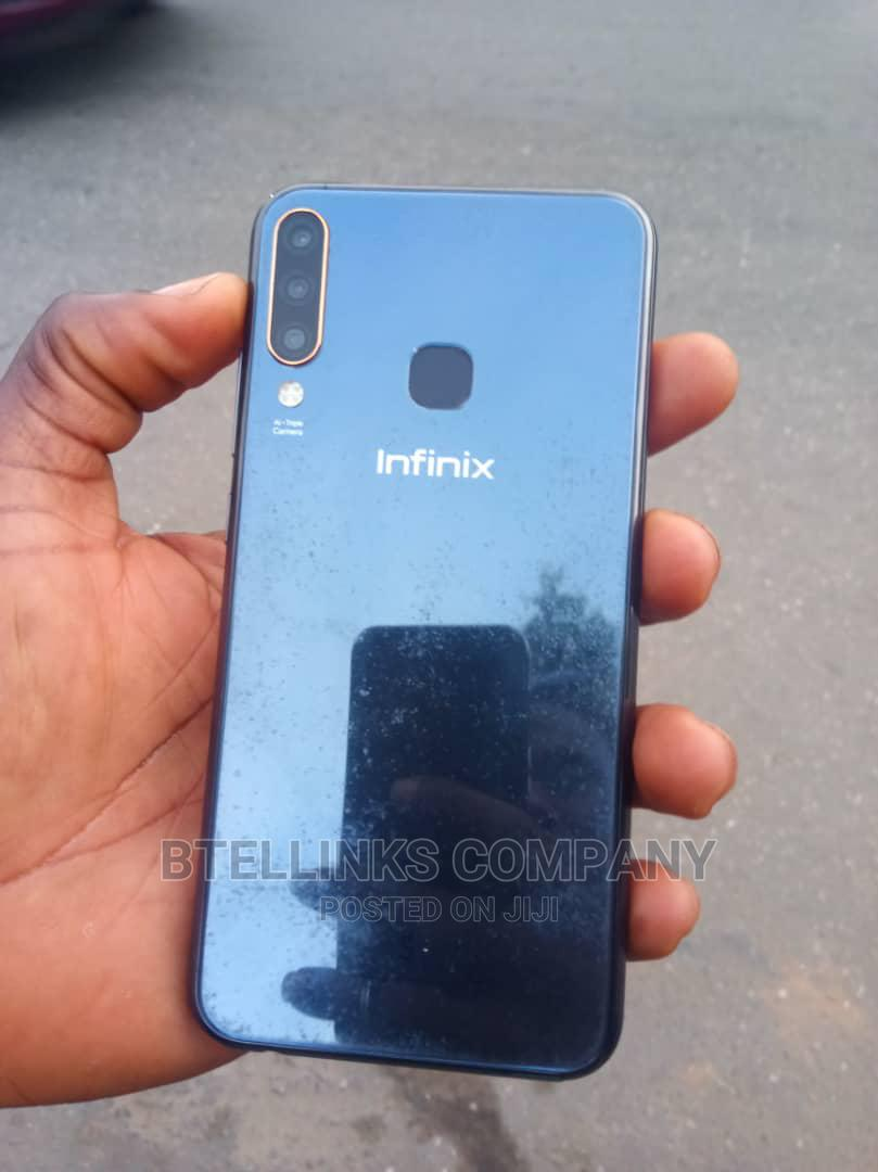 Archive: Infinix S4 64 GB Blue