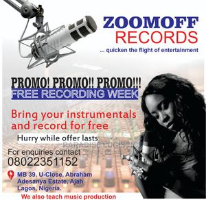 Music Production | DJ & Entertainment Services for sale in Lagos State, Ajah