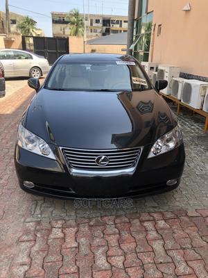Lexus ES 2008 350 Black   Cars for sale in Lagos State, Amuwo-Odofin