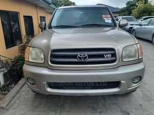 Toyota Sequoia 2004 Gold | Cars for sale in Lagos State, Ajah