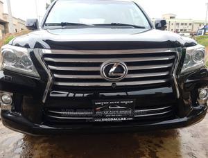Lexus LX 2013 Black | Cars for sale in Lagos State, Ikeja
