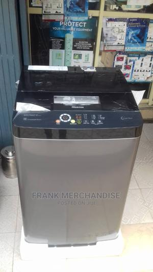 Hisense Washing Machine 8KG Automatic Washing and Spining | Home Appliances for sale in Lagos State, Ojo