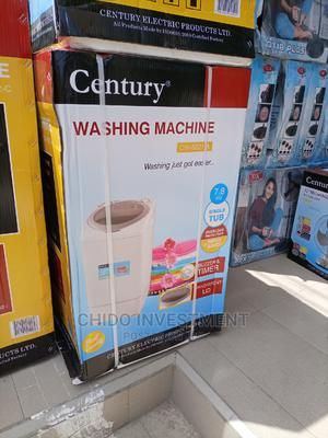 """Century""""Washing Machine 7.8kg Washing Just Got Easier 