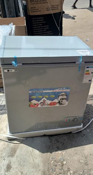 LG Fast and Super Freezing Chest Freezer Model -Gcs275gv | Kitchen Appliances for sale in Lagos State, Ojo