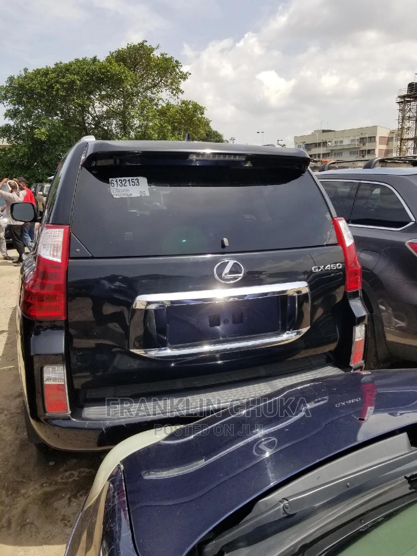 Lexus GX 2012 460 Black | Cars for sale in Apapa, Lagos State, Nigeria