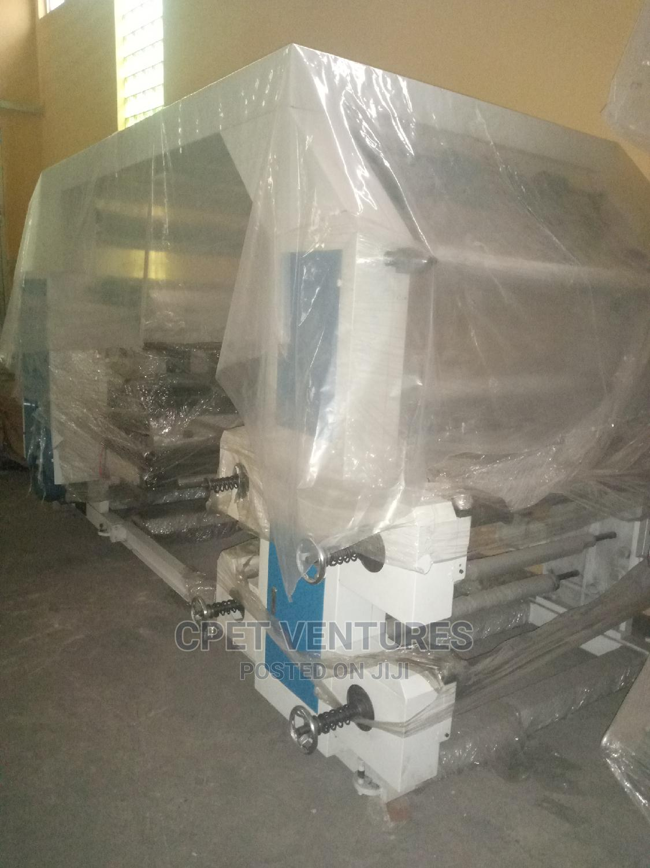 Archive: 4 Colours Flexo Printing Machine