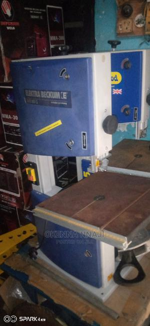 Band Saw Machine   Manufacturing Equipment for sale in Lagos State, Ajah