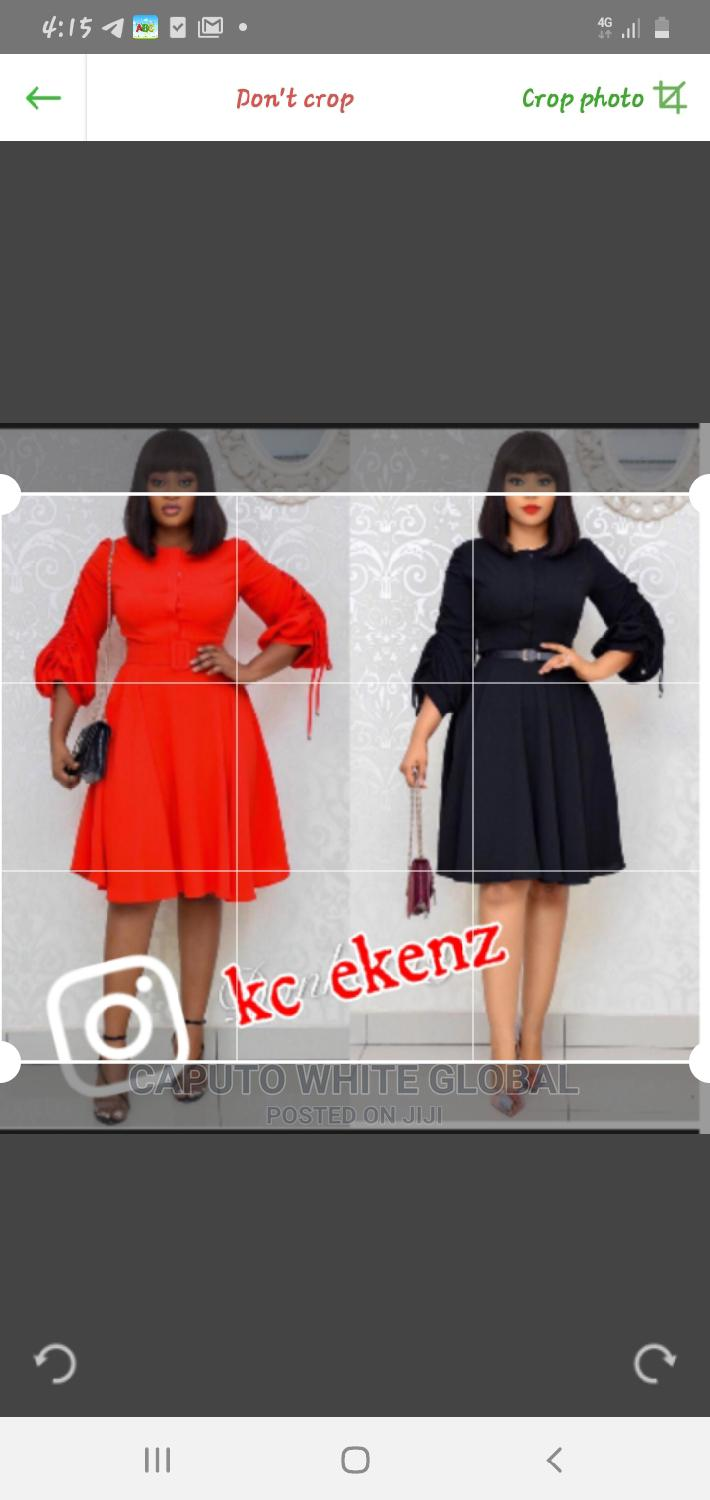 Quality Female Flare Gown | Clothing for sale in Ikeja, Lagos State, Nigeria