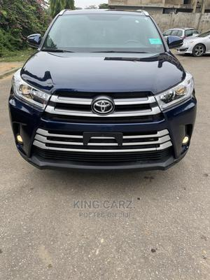 Toyota Highlander 2017 Blue | Cars for sale in Abuja (FCT) State, Central Business District