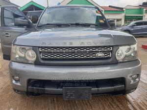 Land Rover Range Rover Sport 2013 Gray | Cars for sale in Lagos State, Alimosho