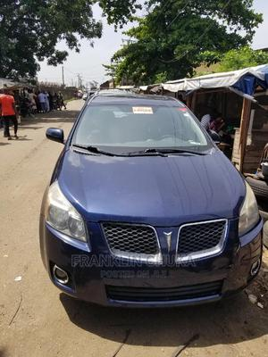 Pontiac Vibe 2009 1.8L Blue | Cars for sale in Lagos State, Apapa