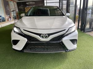 Toyota Camry 2019 XSE V6 (3.5L V6 8A) White   Cars for sale in Abuja (FCT) State, Central Business District