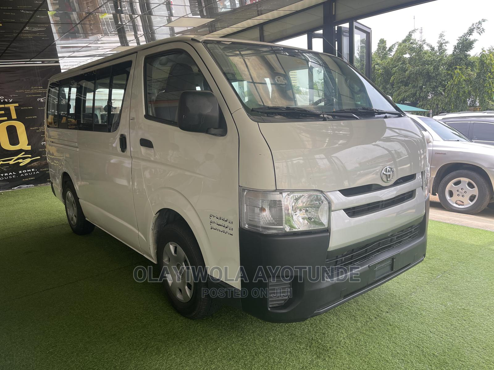 2010 Toyota Hiace(Foreign Used)